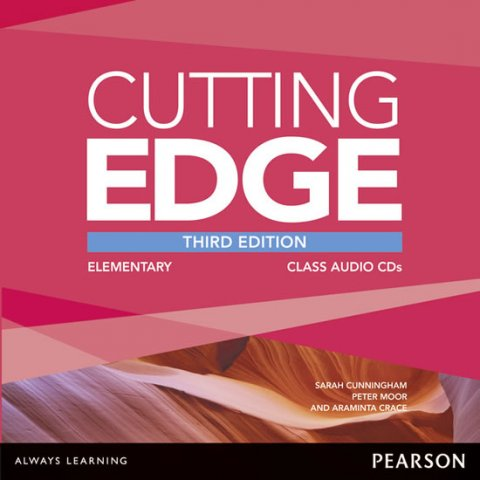 Cunningham Sarah: Cutting Edge 3rd Edition Elementary Class CD