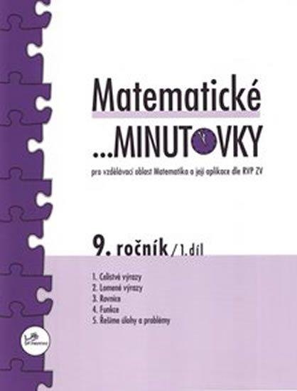 Hricz Miroslav: Matematické minutovky pro 9. ročník/ 1. díl