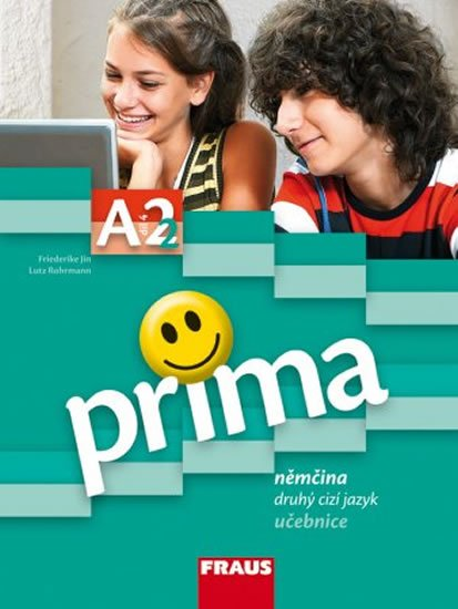 kolektiv autorů: Prima A2/díl 4 - učebnice