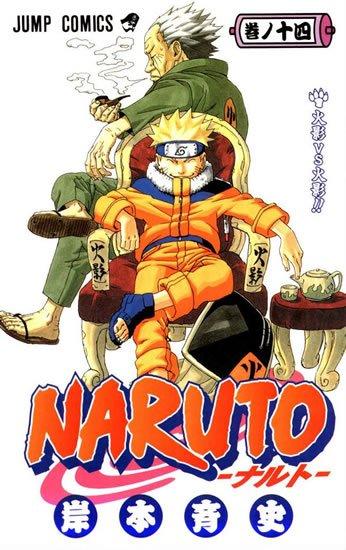 Kišimoto Masaši: Naruto 14 -  Souboj stínů