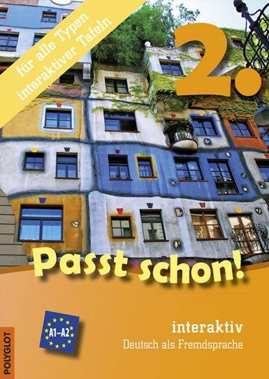 neuveden: Passt schon! 2 interaktiv - Multimediální učebnice