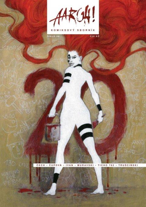 kolektiv autorů: Aargh! 20 - komiksový sborník
