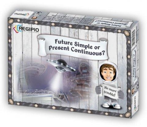 neuveden: Future Simple or Present Continuous?