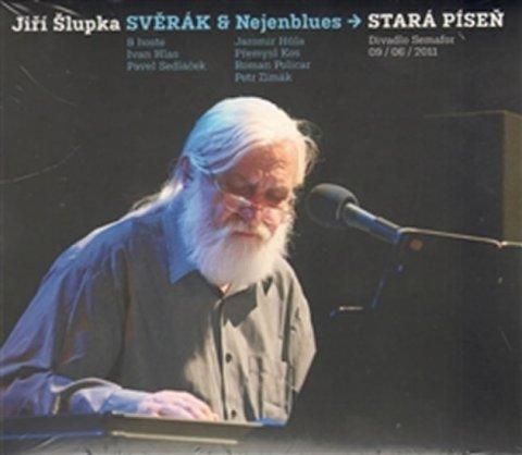 Svěrák Jiří Šlupka: Stará píseň - CD