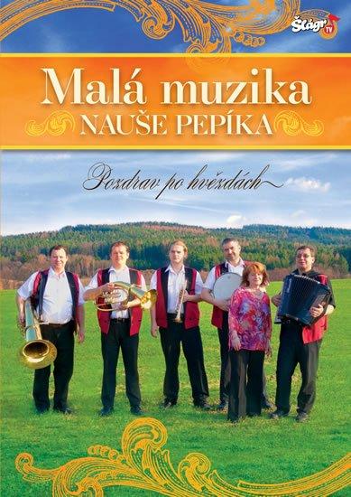 neuveden: Malá muzika Nauš - Pozdrav po hvězdách - DVD