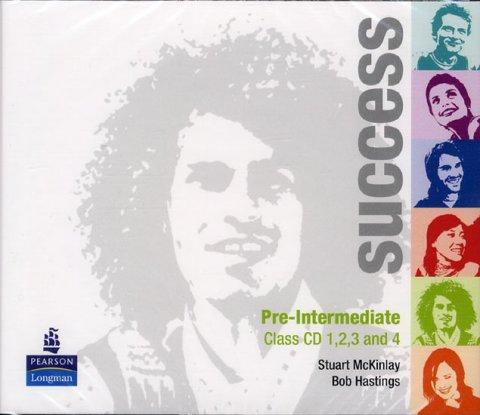 McKinlay Stuart: Success Pre-Intermediate Class CD 1-4