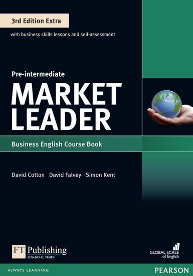 Walsh Clare: Market Leader 3rd Edition Extra Pre-Intermediate Coursebook w/ DVD-ROM/ MyE