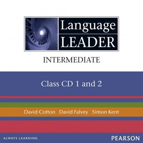 Cotton David: Language Leader Intermediate Class CDs