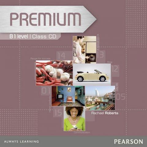 Roberts Rachael: Premium B1 Coursebook Class CDs 1-2