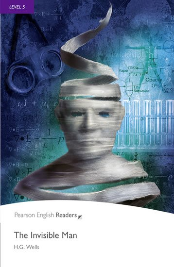 Wells Herbert George: PER | Level 5: The Invisible Man Bk/MP3 Pack
