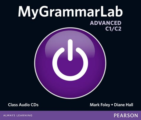 Hall Diane: MyGrammarLab Advanced Class Audio CD