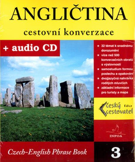 kolektiv autorů: Angličtina - cestovní konverzace + CD