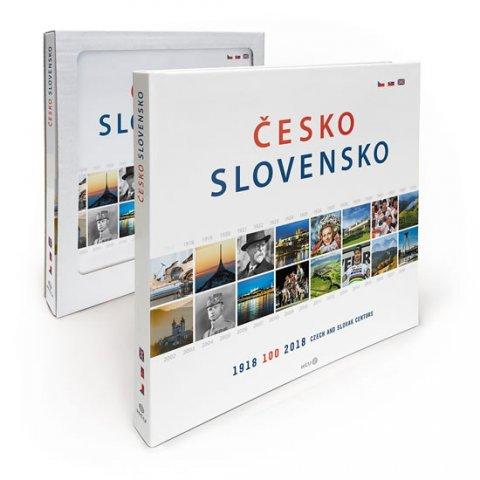 Sváček Libor, Hulík Tomáš, Radosta Pavel, Dvořák Pavel,: Česko Slovensko 100 let