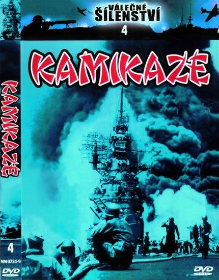 neuveden: Kamikaze DVD (VÁLEČNÉ ŠÍLENSTVÍ 4)