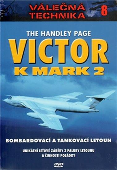 neuveden: Victor K Mark 2 - Válečná technika 8 - DVD