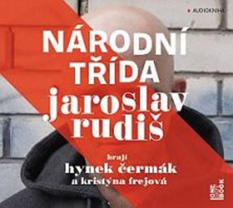 Rudiš Jaroslav: Národní třída - CDmp3