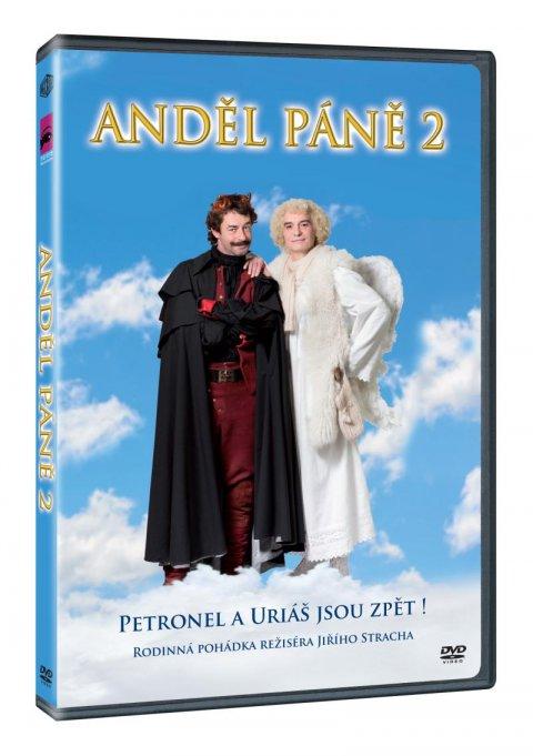 neuveden: Anděl páně 2 DVD