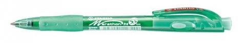 neuveden: Kuličkové pero STABILO marathon zelené