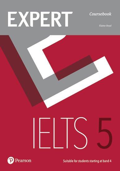 Boyd Elaine: Expert IELTS 5 Students´ Book w/ Online Audio