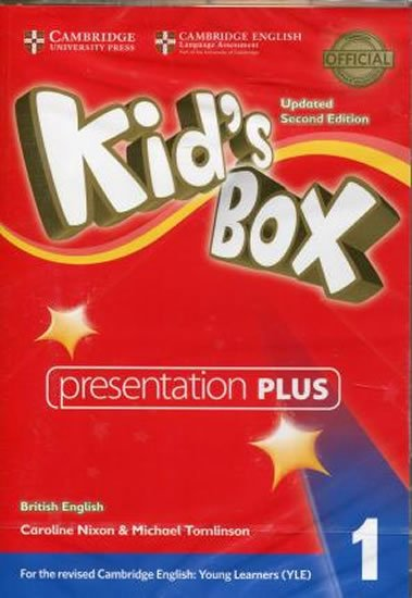 Nixon Caroline: Kid´s Box 1 Presentation Plus DVD-ROM British English,Updated 2nd Edition