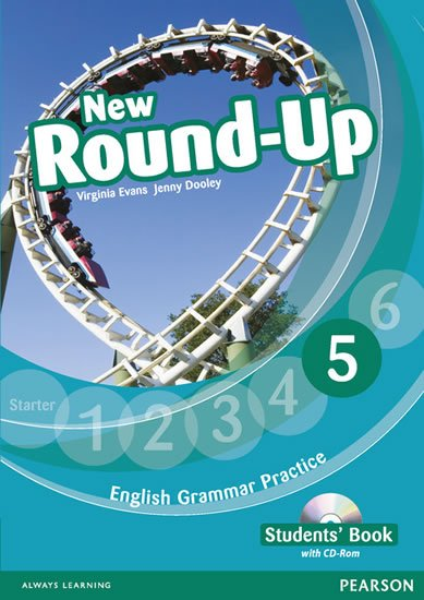 Evans Virginia: Round Up 5 Students´ Book w/ CD-ROM Pack