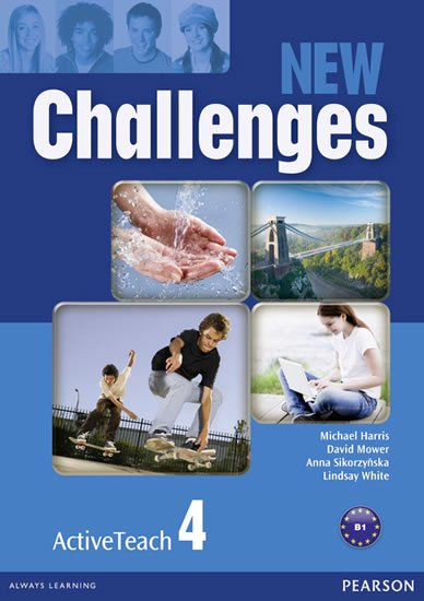 Harris Michael: New Challenges 4 Active Teach