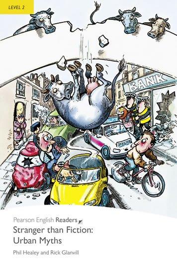 Healey Phil: PER | Level 2: Stranger Than Fiction Urban Myths Bk/MP3 Pack
