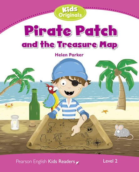 Parker Helen: PEKR   Level 2: Pirate Patch