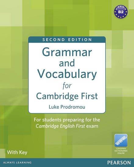 Prodromou Luke: Grammar & Vocabulary for FCE 2nd Edition w/ Access to Longman Dictionaries