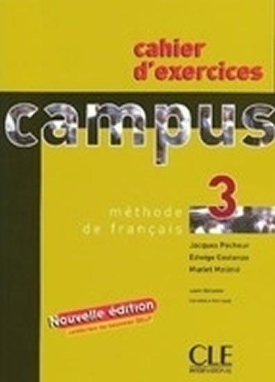 Girardet Jacky: Campus 3: Workbook