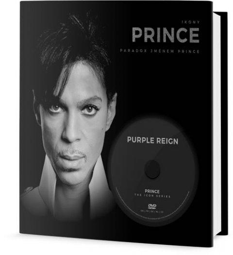 neuveden: Prince - Paradox jménem Prince + DVD