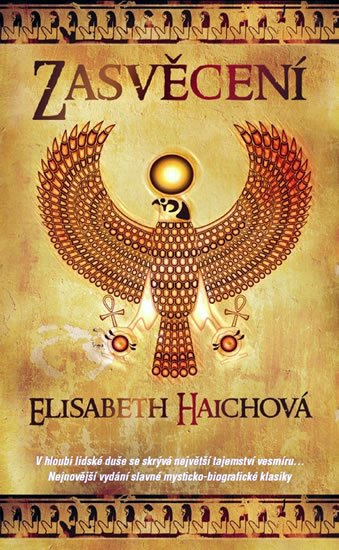 Haich Elisabeth: Zasvěcení