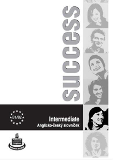 neuveden: Success Intermediate: Anglicko - český slovníček