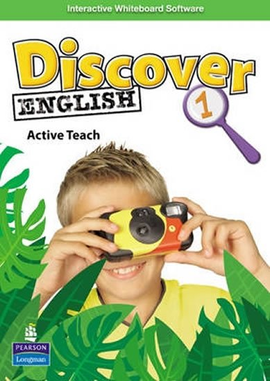 Freebairn Ingrid: Discover English 1 ActiveTeach
