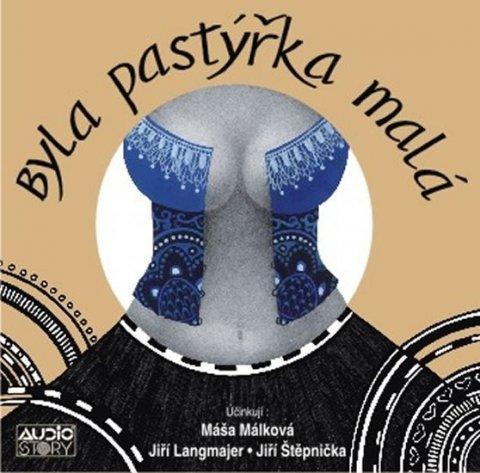 neuveden: Byla pastýřka malá - Koláž z klasické francouzské milostné poezie - CD