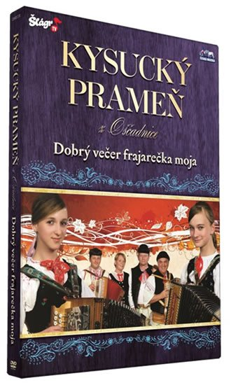 neuveden: Kysucký pramen - DVD
