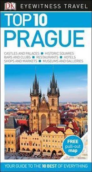 neuveden: Prague - Top 10 DK Eyewitness Travel Guide