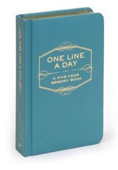 neuveden: One Line a Day : A Five Year Memory Book