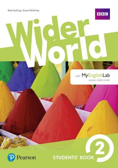 Hastings Bob: Wider World 2 Students´ Book w/ MyEnglishLab Pack