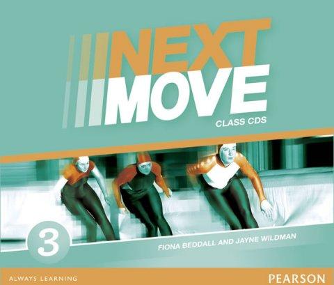 Wildman Jayne: Next Move 3 Class Audio CDs