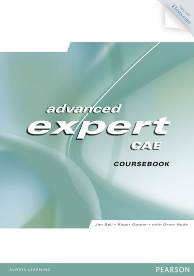Bell Jan: Expert CAE 2012 Students´ Book w/ Access Code/CD-ROM Pack