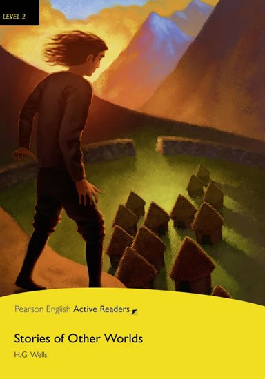 Wells Herbert George: PEAR | Level 2: Stories of Other Worlds Bk/Multi-ROM with MP3 Pack
