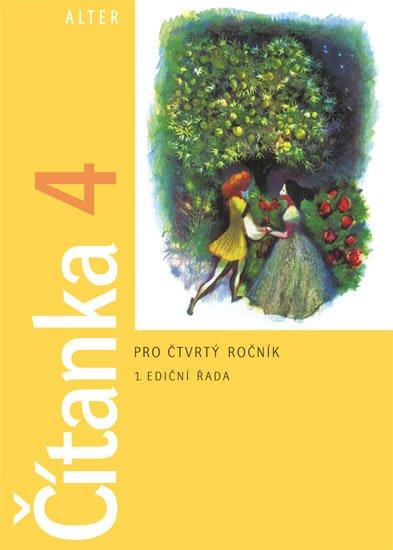 Rezutková Hana: Čítanka 4 pro 4. ročník ZŠ, brožovaná