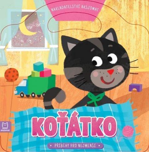 Wasilewicz Gražyna: Koťátko - Příběhy pro nejmenší