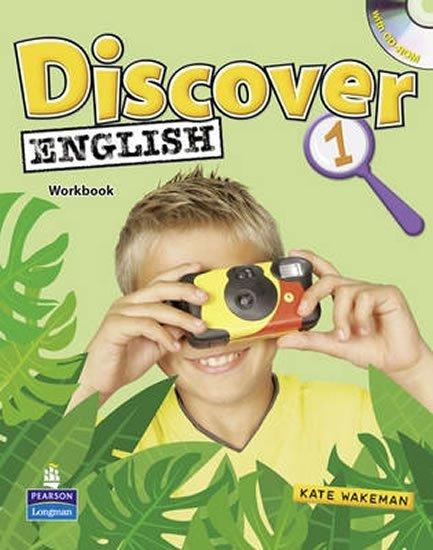 Freebairn Ingrid: Discover English 1 Workbook w/ CD-ROM CZ Edition