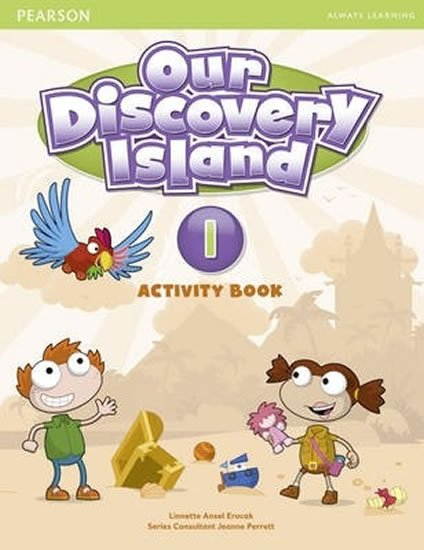 Erocak Linnette: Our Discovery Island CE 1 Activity book