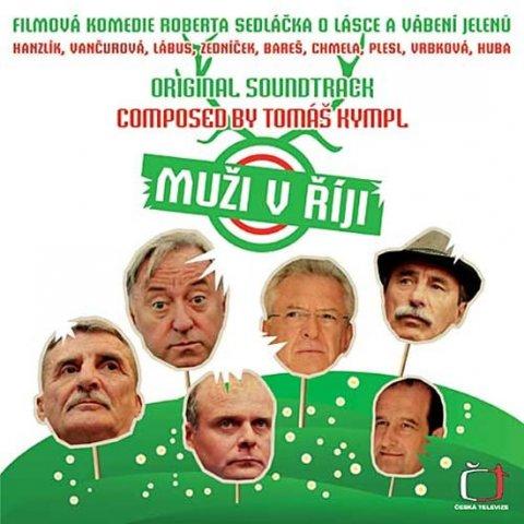 neuveden: Muži v říji - CD (hudba z filmu)