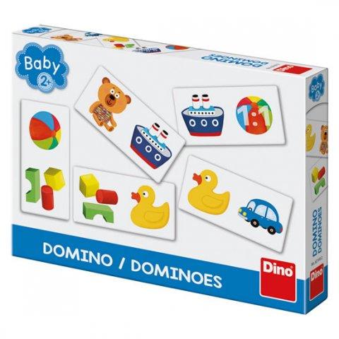 neuveden: Baby domino: Hračky