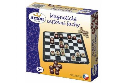 neuveden: Společenská hra - Magnetické cestovní šachy