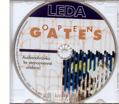 Čaňková M.: Open Gates – Americká literatura 20. století - CD